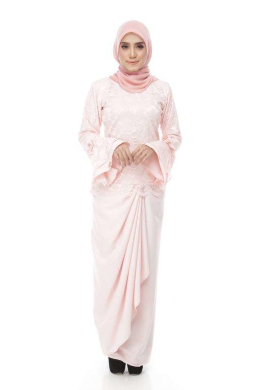 Zara Royale Peach